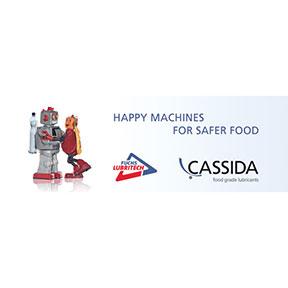 Fuchs Cassida: des solutions pour le secteur alimentaire