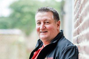 Didier Decoeur, BELUB Logistic team