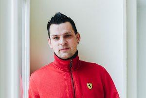 Julien Jaspart, BELUB Logistic team