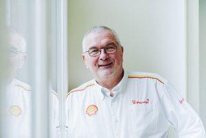 Michel Goosse, ingénieur commercial BELUB