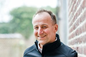 Olivier Leclercq, BELUB Sales & Marketing Manager