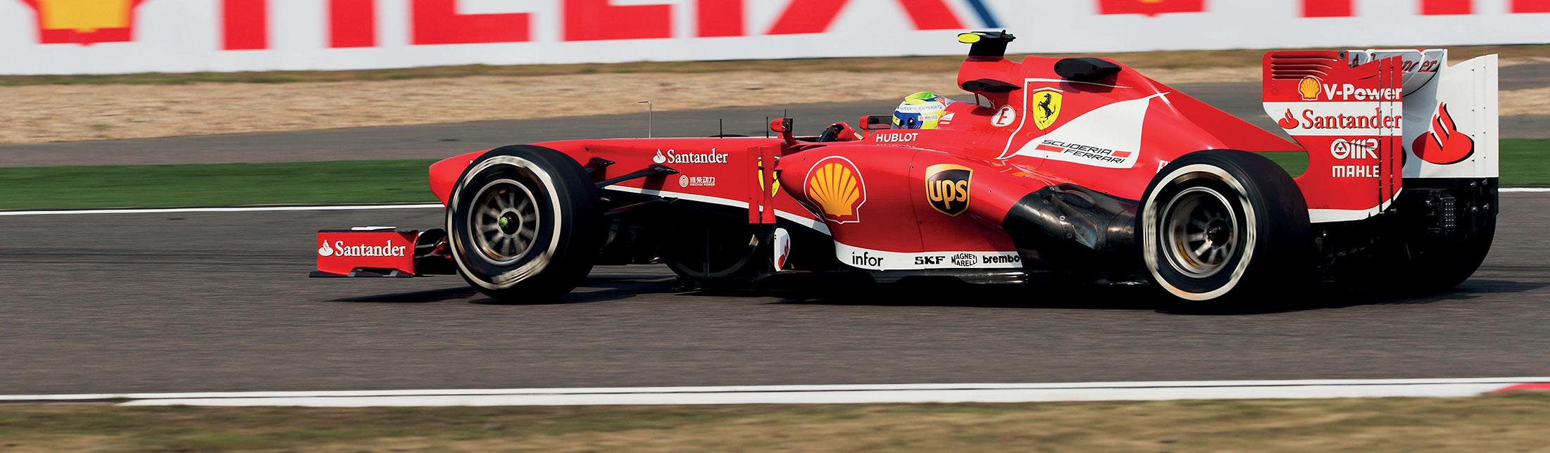 Ferrari et Shell: un partenariat gagnant pour les huiles moteurs!