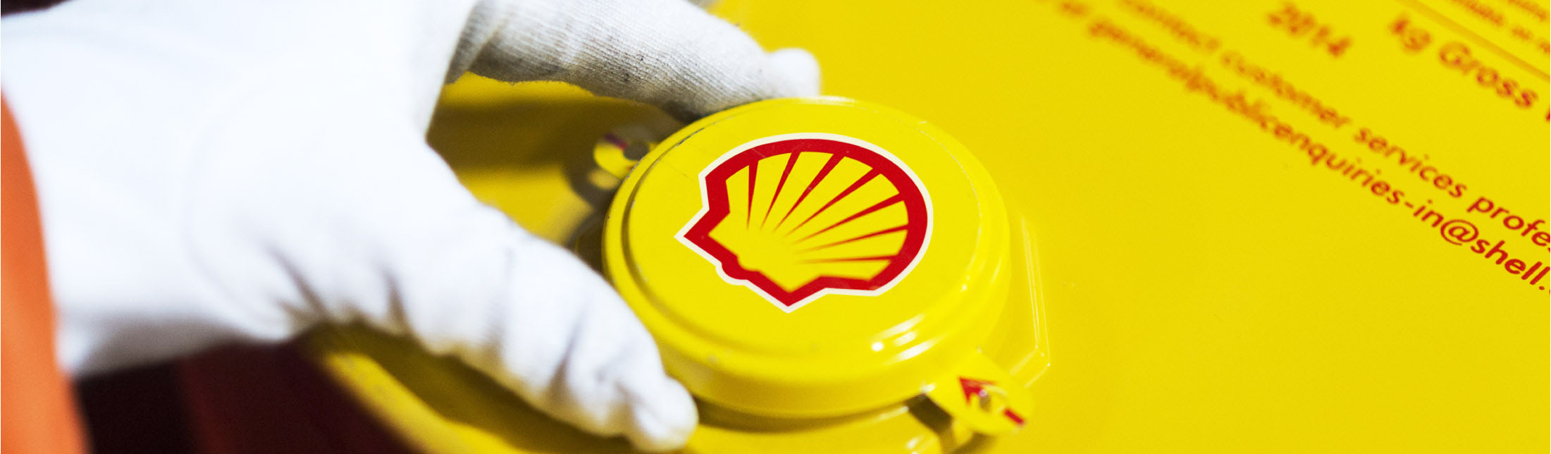 Shell, leader mondial des lubrifiants