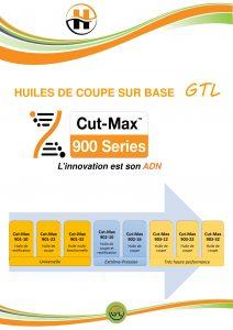Huiles de coupe sur base GtL, une innovation d'Houghton, leader mondial pour les produits utilisés dans le secteur du travail des métaux