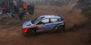 Victoire de la Hyundai i20 et de Shell Helix Ultra en WRC en Argentine
