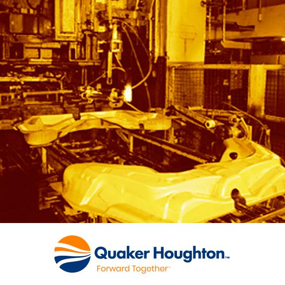Quaker Houghton Fluide Deformation