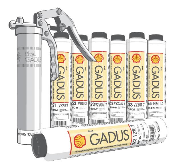 Shell Gadus Belub Secteur Agricole