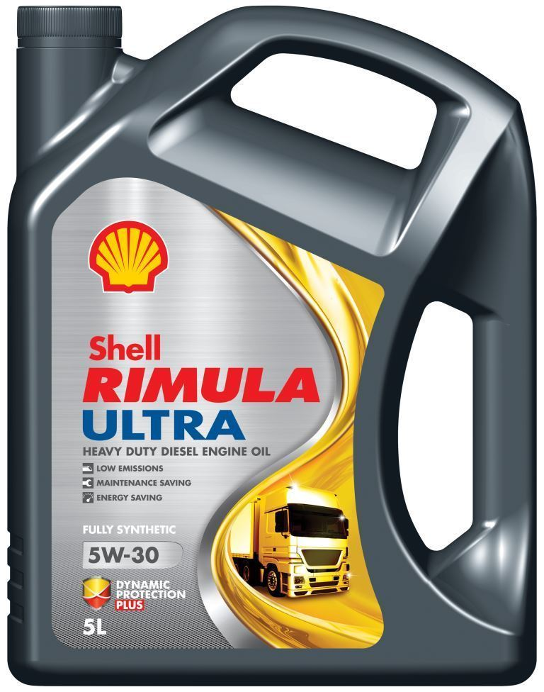 Huile Shell Rimula Ultra 5w30