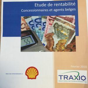 Etude de rentabilité sur le secteur de la distribution automobile