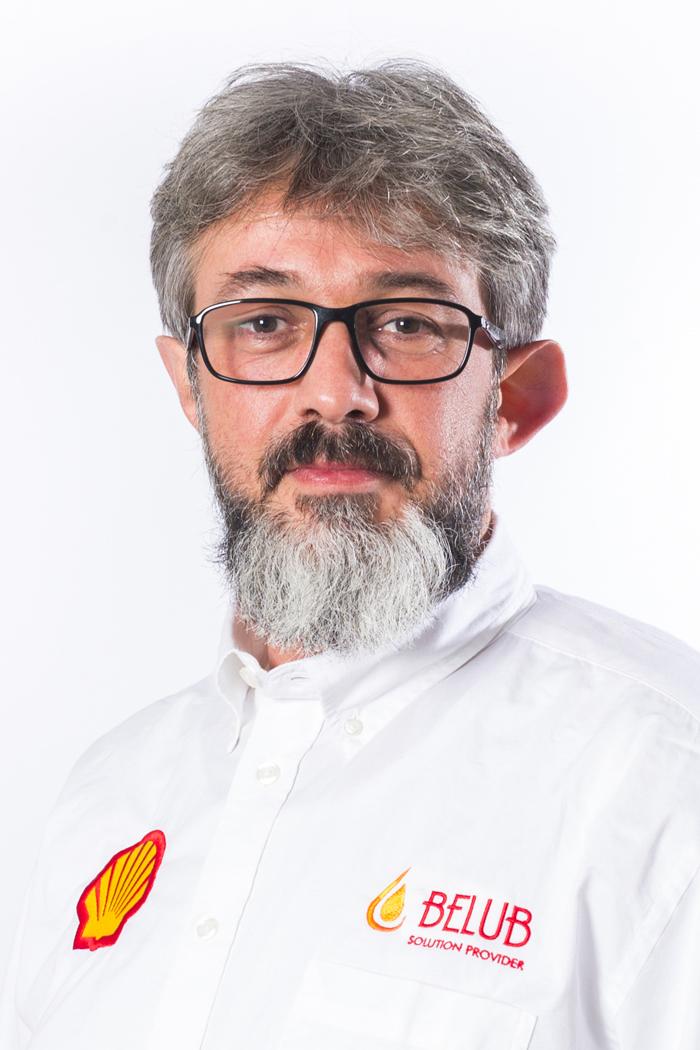 Axel Piccinin Equipe Belub Liege