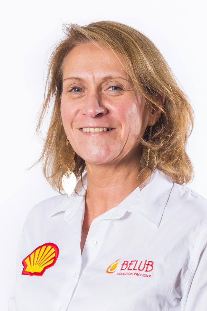 Catherine Desmet Equipe Belub Liege