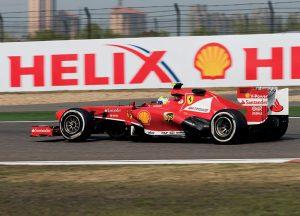 Ferrari et Shell Helix Ultra: un partenariat gagnant!