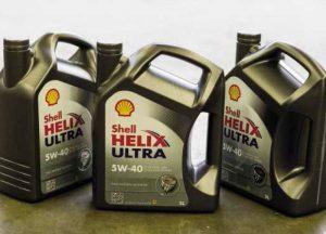 Shell Helix, huiles moteurs