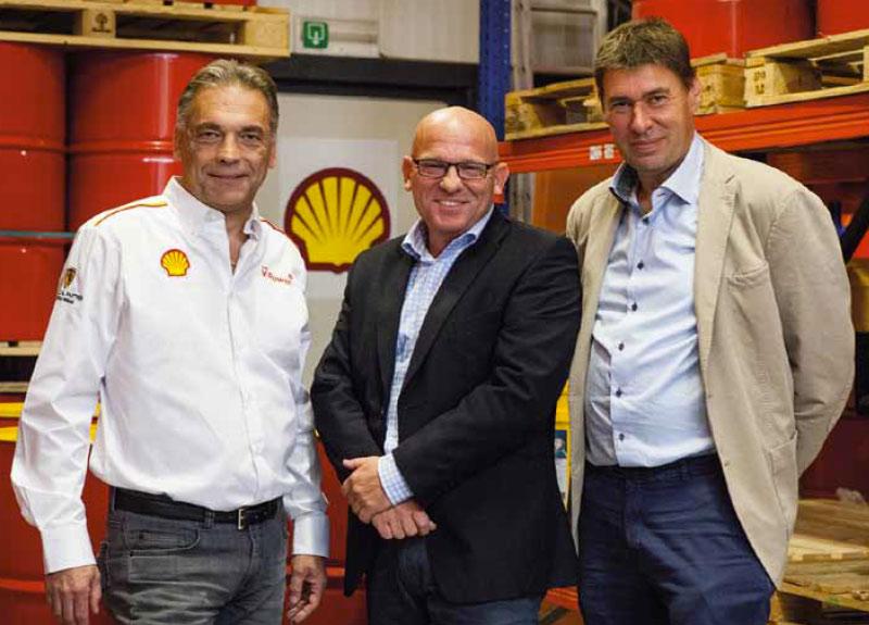 Shell et BELUB: collaboration pour la distribution des lubrifiants industriels