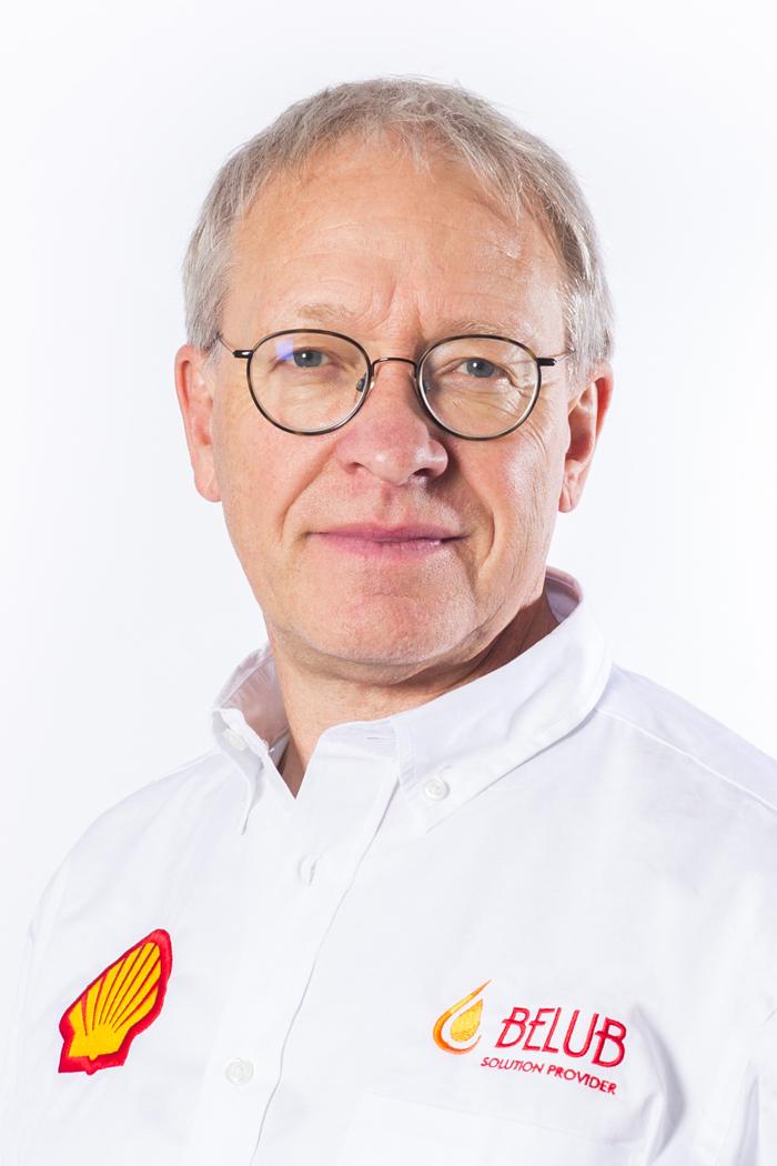 Rene Rutte Equipe Belub Liege