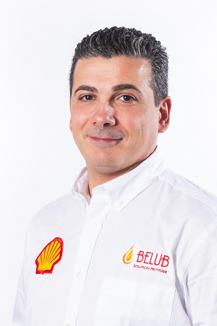 Roberto De Fazio Equipe Belub Liege