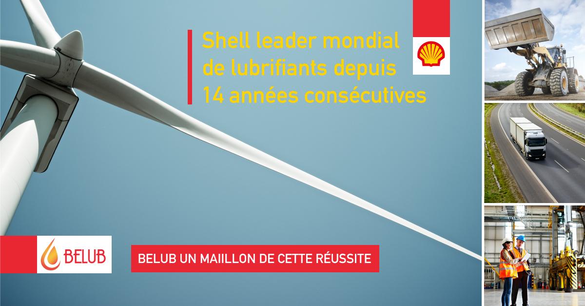 Shell N 1 Belub