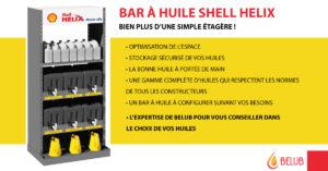 Shell Bar A Huile